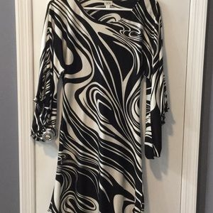 Retro-style Cache Dress
